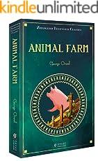 【英文原版】动物庄园: Animal Farm-振宇英语