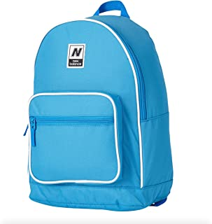 New Balance 男士和女士经典背包,适用于学校、工作或健身房书包 Vision 蓝色 Classic - 15L