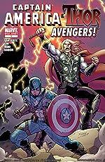 Captain America & Thor!: Avengers #1 (English Edition)