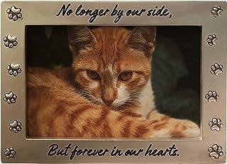 宠物纪念相框,狗或猫咪纪念品,完美的宠物丢失礼物,纪念和*