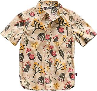 The North Face 男童短袖 Bay Trail 衬衫