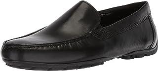 Geox 男式 U Moner 2fit B 软帮鞋 Black (Black C9999) 8.5 UK