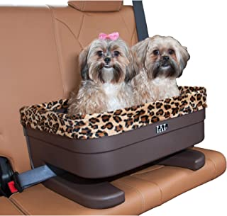 "Pet Gear Bucket Seat Booster for Small Pets, 22"", Chocolate/Jaguar"