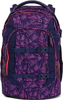 背包,符合人体工程学的书包,30升,整理 Pink Bermuda onesize