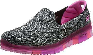 Skechers 斯凯奇 Go Flex系列 女 时尚舒适一脚蹬健步鞋 14010