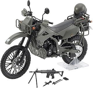 Little Armory 1/12 已上色成品摩托车模型 LM002 陆上自卫队侦察摩托车 DX版