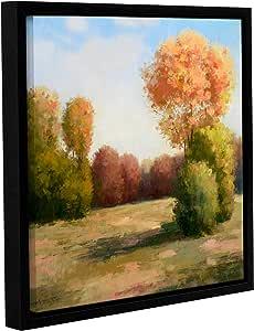Karen Dupre's Autumn Breeze, Gallery Wrapped canvas 14x14