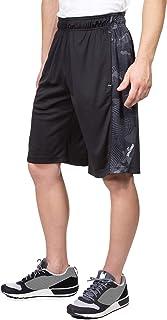 Spalding 男式 Extreme Performance 篮球短裤