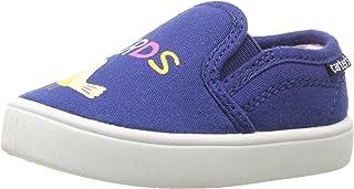 Carter ' s 儿童 ' 动画女孩休闲一脚蹬运动鞋