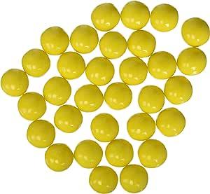 SweetWorks 庆典口香糖 黄色 2.0 磅(约 0.9 千克)