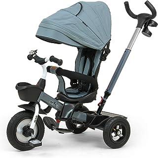 Milly Mally 5901761124552 三轮自行车电影灰色