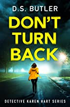 Don't Turn Back (Detective Karen Hart Book 3) (English Edition)