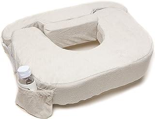 MY brest friend 浅灰双胞胎哺乳枕枕套(进口直采 美国品牌)