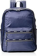 Lesportsac Essential系列 女式 FUNCTIONAL BACKPACK款式双肩包 1708F2296C096 银色 380 * 320 * 150mm