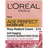 L'Oreal Paris 巴黎欧莱雅 Age Perfect Golden Age Rosy Radiant 眼霜,15毫升
