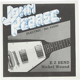 John Pearse Strings 2500 EZ 弯曲电吉他琴弦