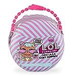 L.O.L. 惊喜! 562498 L.O.L Ooh La Baby Lil Bon 带钱包和化妆惊喜,多种颜色