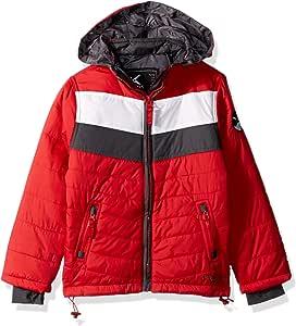 Arctix 男童保暖羽绒夹克 X-S 红色 737109-35-XS -60-X-Small