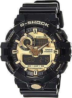 Casio 卡西欧 男士 G SHOCK 石英手表 树脂表带