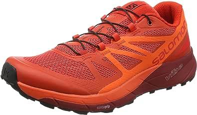 Salomon Sense Ride Trail Running Shoes Mens