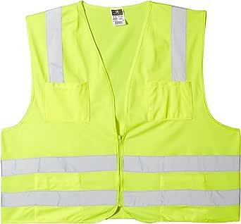 Radwear Men's Standard Knit Safety Vest