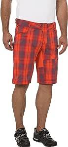 VAUDE 男士 Craggy II 长裤 X-S 红色 05510