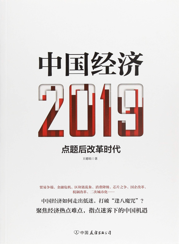 中国经济2019 电子书推荐分享 第1张