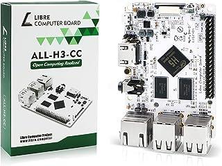 Libre 电脑板 ALL-H3-CC(Tritium)迷你电脑 H5 2GB