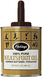 Fiebing's 100% Pure Neatsfoot Oil 32 oz