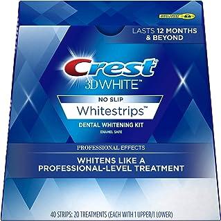 Crest佳洁士3D专业美白牙贴 牙齿美白套装20条装(包装可能不同)