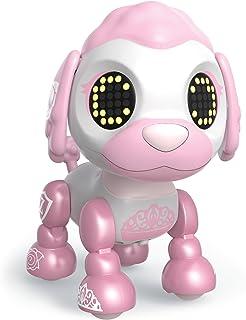 Zoomer Zupps 皇家小狗,Empress Poodle,Litter 4 - 带灯光、声音和传感器的互动小狗