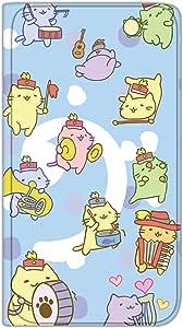 みっちり 猫手机壳翻盖式薄款印花翻盖 みっちり 猫玛驰  みっちりねこマーチD 15_ HTC U11 601HT