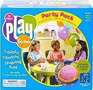Educational Insights 泡泡黏土 聚会装,一套20盒,可保持不干燥