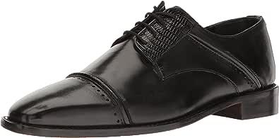 STACY ADAMS 男士 Ryland 开普托牛津鞋 黑色 12 M US