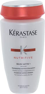 Kerastase Nutri Bain Satin 1 Shampoo, 8.5 Ounce