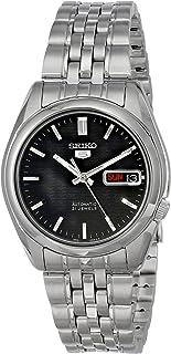 Seiko 男士 SNK361 自动不锈钢手表