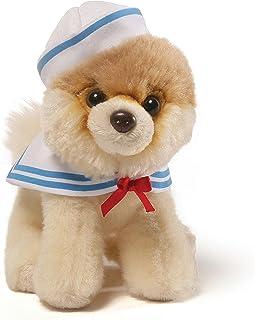 GUND 小BOO毛绒玩具-水手装- 5英寸(13cm)