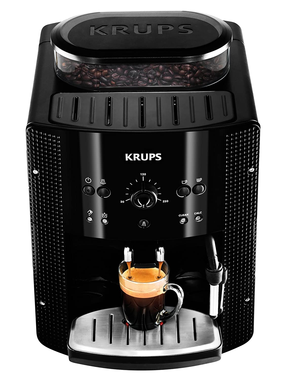 Krups EA8108 Espresseria Automatic Bean to Cup, Black