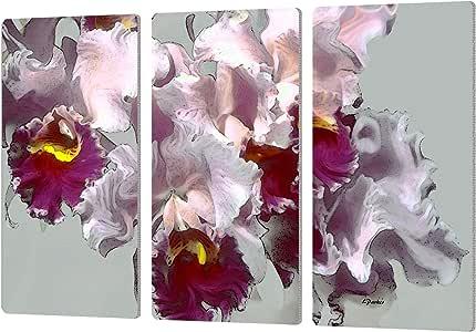 Linda Parker's Abstract Orchid 24X36 0par093c2436a