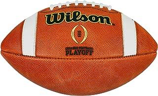 Wilson 体育用品 WTF1008ID 学院比赛橄榄球