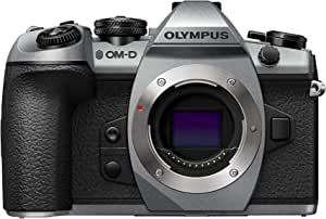 Olympus OM-D E-M1 Mark II Body Only, Silver Limited Edition
