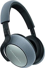 Bowers & Wilkins PX7 无线头戴式耳机带主动降噪功能 - 银色FP41297 On-Ear ANC Large