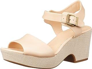 Clarks 其乐 女士 Maritsa Janna 系带凉鞋
