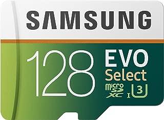 Samsung 三星 MB-ME32GA/AM 记忆卡 32 GB MicroSDHC EVO Select 带适配器 128 GB