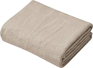 CB Japan 微纖維毛巾 多彩 carari系列 米色 100×40cm 4573306864073