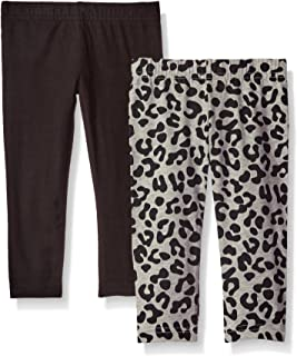 Gerber Graduates Girls' 2 Pack Leggings