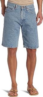 Lee 男式常规款牛仔短裤 Regular-fit Denim Short