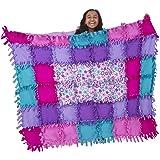 Melissa & Doug 由 Me-Flower 设计的羊毛被子艺术和工艺套件,10.16 cm x 12.70 cm