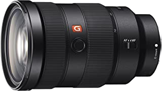 Sony LensSEL2470GM 镜头 Lens Only 黑色