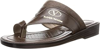 [Rudolph Valentino] Rudolph Valentino 日本制造男士办公凉鞋